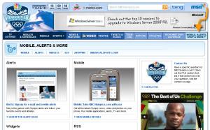Mobile Hit or Miss – NBC Olympics vs. QuickBooks