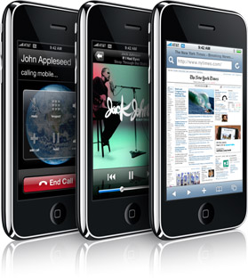 What the iPhone Means to the Mobile Web